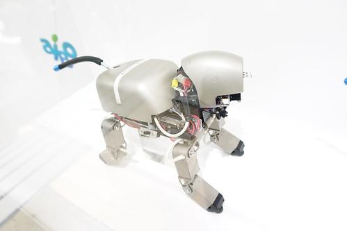 AIBO prototype