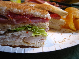 Club sandwich | by adactio