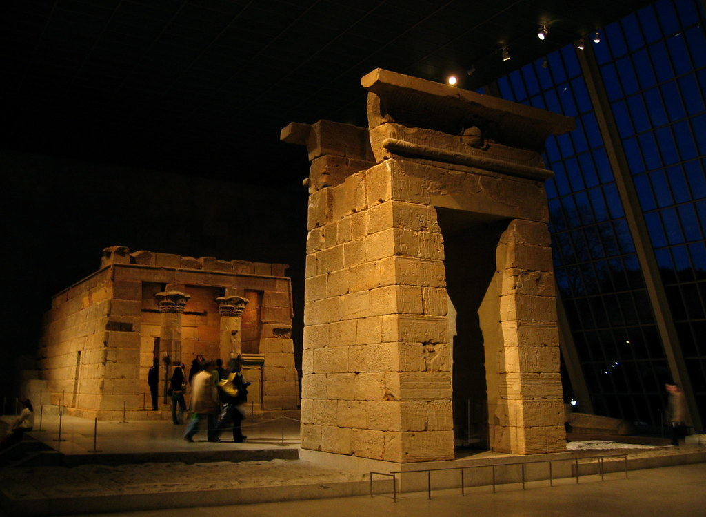 Egypt - Temple Of Dendur
