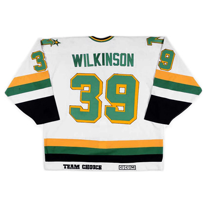 Minnesota North Stars 1988-89 B jersey
