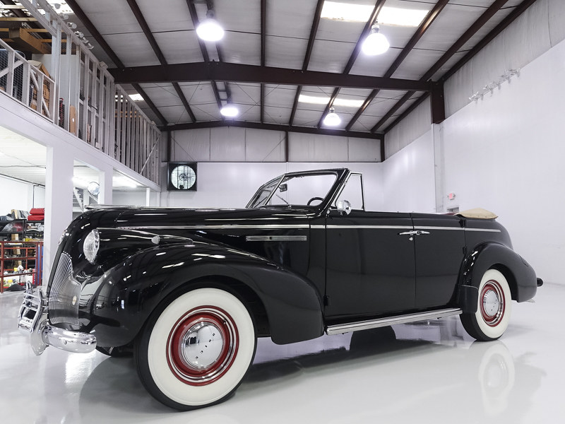 1939 Buick Other Special Sport Phaeton