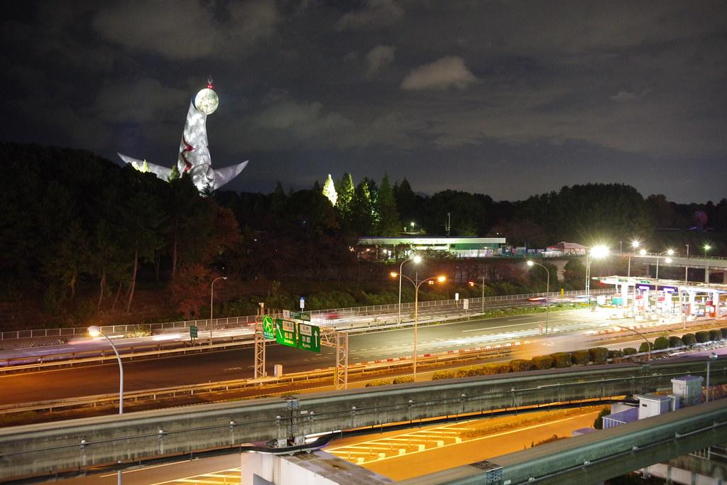 日本大阪自由行 - K1 + DA40 F2.8 LE