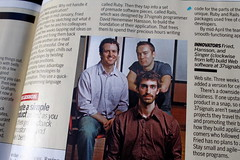 BusinessWeek Cover Story on 37signals | by Basecamp Photos