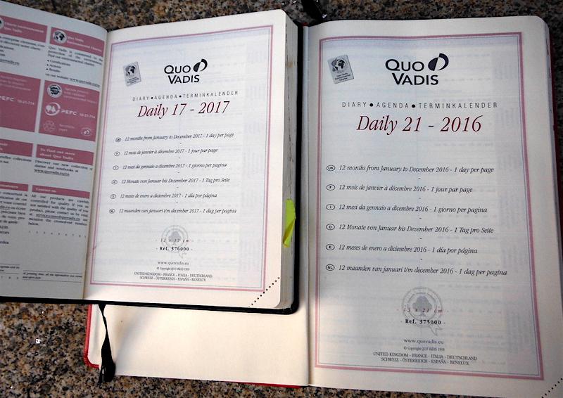 Daily 21 2016 Quo Vadis