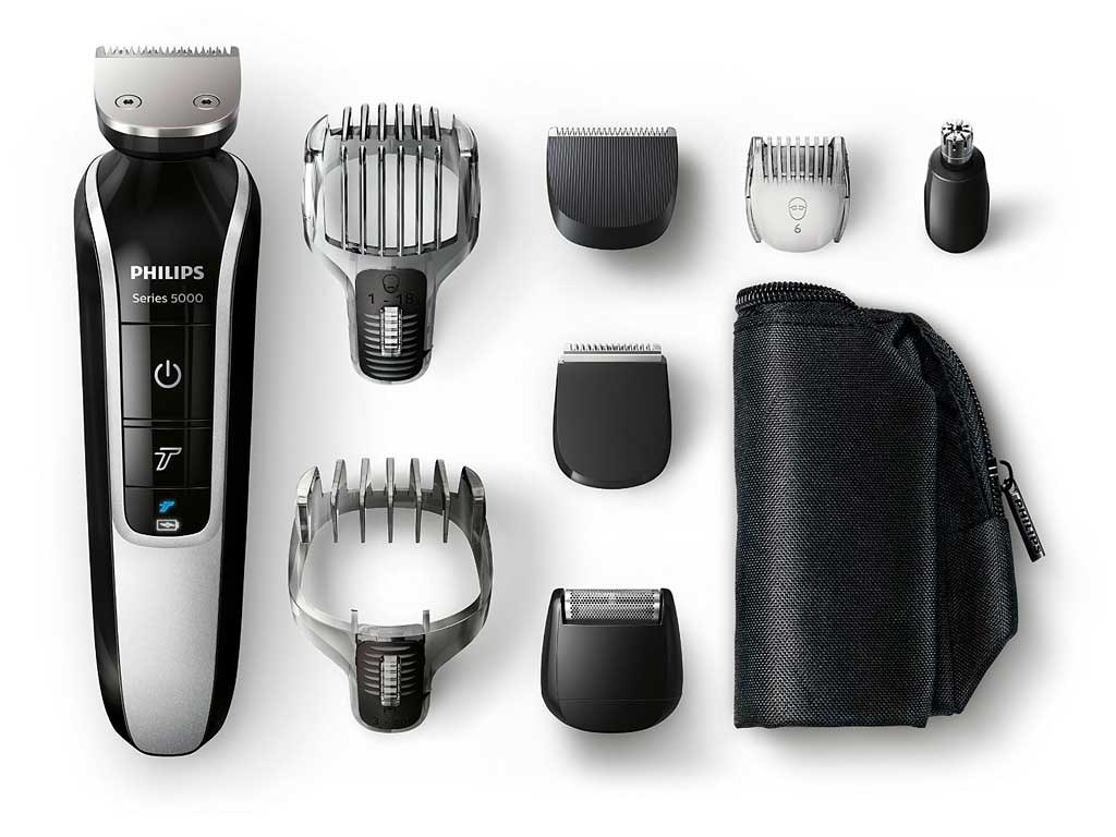 Philips regolabarba QG3371/16 Grooming Kit Series 5000