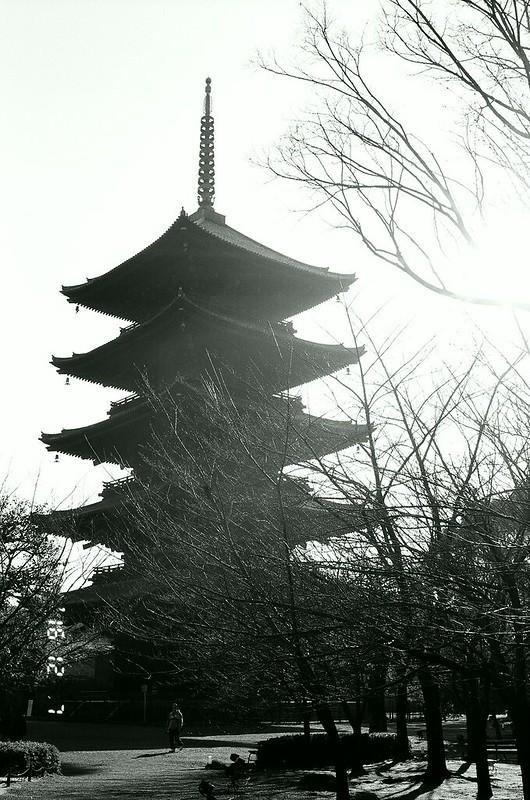 五重塔(東寺)
