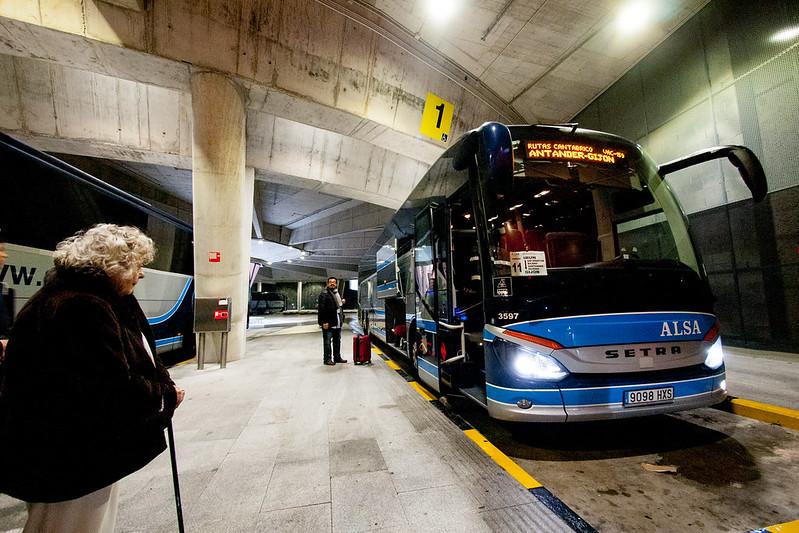 Donostia Bus Termnal