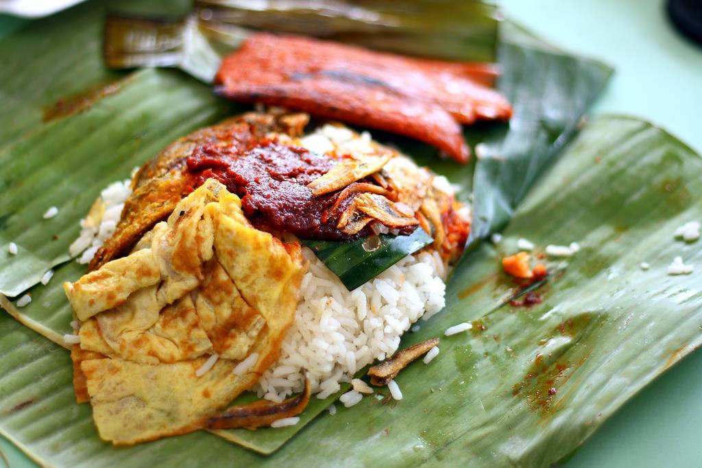 椰浆饭:棕褐色大麻一律欢迎美味