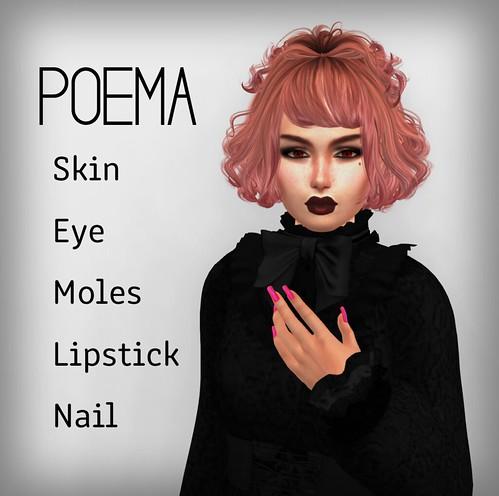 Catya × POEMA