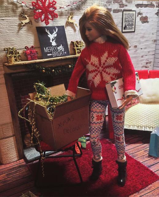 Christmas with Max and Juno