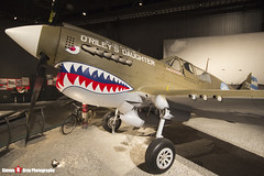NL10626 44-7192 - 32932 - USAAF - Curtiss P-40N Warhawk - The Museum Of Flight - Seattle, Washington - 131021 - Steven Gray - IMG_3699