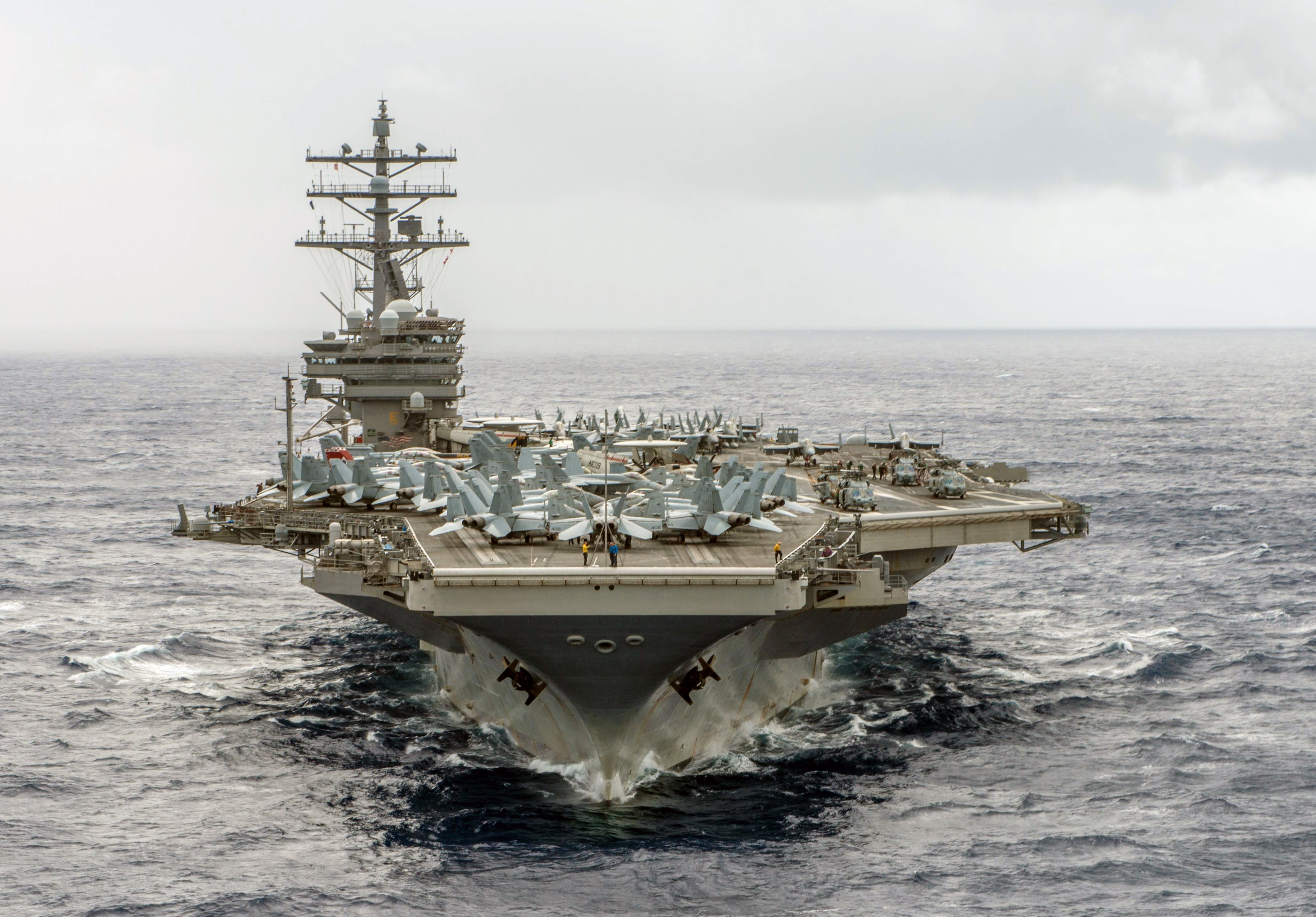 CV & CVN : Aircraft Carriers - Porte-avions - Page 14 31983039731_5a015771db_o
