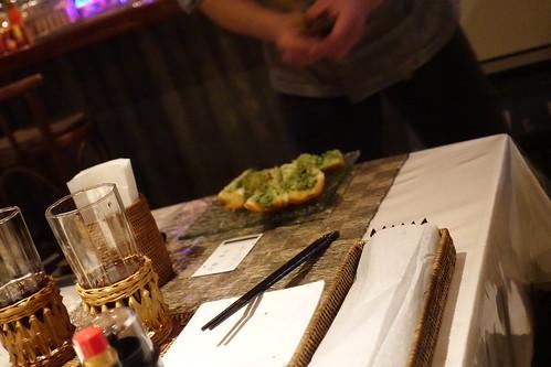 garlic toast Odawara Vampire 夢国籍居食屋 ヴァンパイア 10