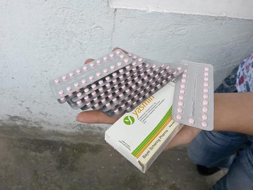 recorrido anticonceptivos