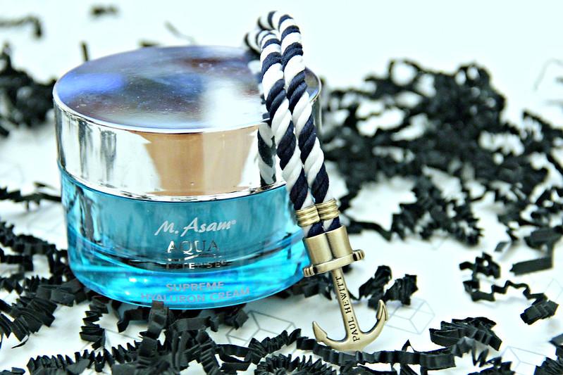 M. Asam Aqua Intense Supreme Hyaluron Cream PHREP Paul Hewitt