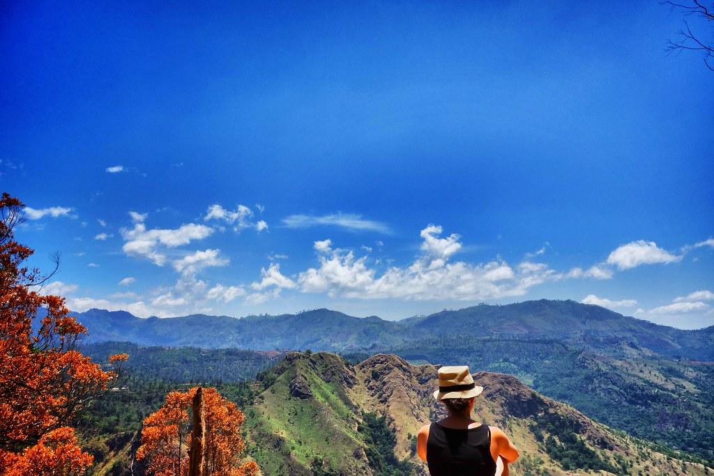 Sri Lanka - Ella's Rock Viewpoint