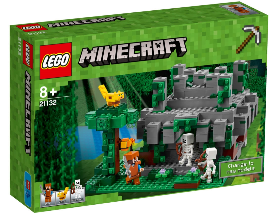 LEGO Minecraft 21132 - Jungle Temple