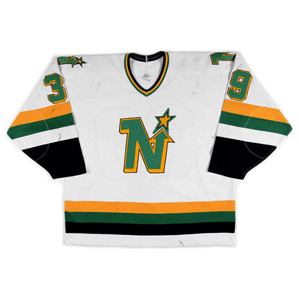 Minnesota North Stars 1988-89 F jersey