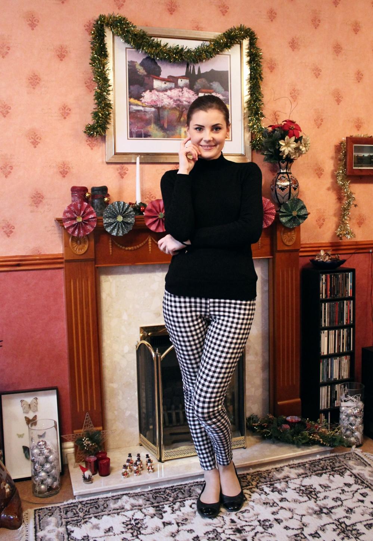 Beatnik outfit via www.lovebirdsvintage.co.uk