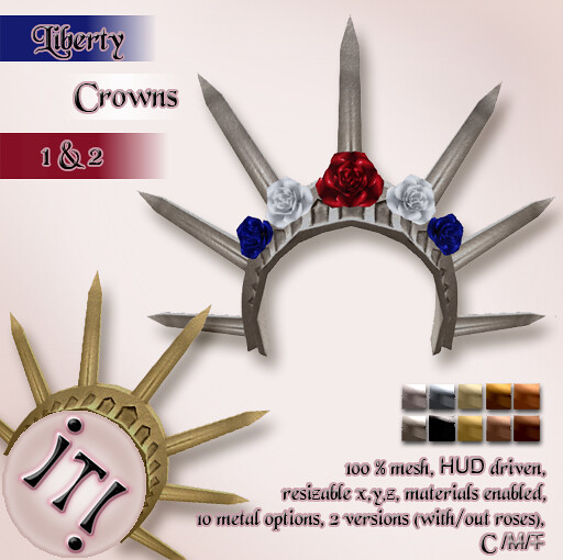 !IT! - Liberty Crowns Image