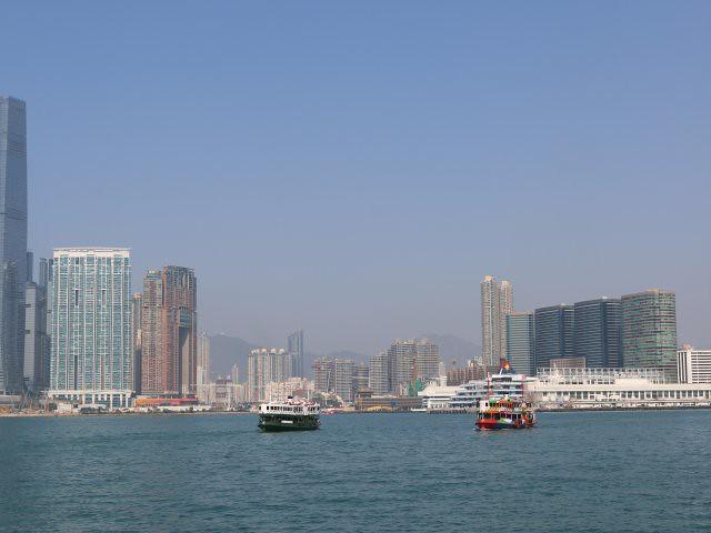 victoria harbour obiective turistice gratuite Hong Kong 6