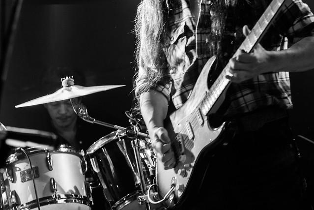 O.E. Gallagher live at Outbreak, Tokyo, 23 Dec 2016 -00362