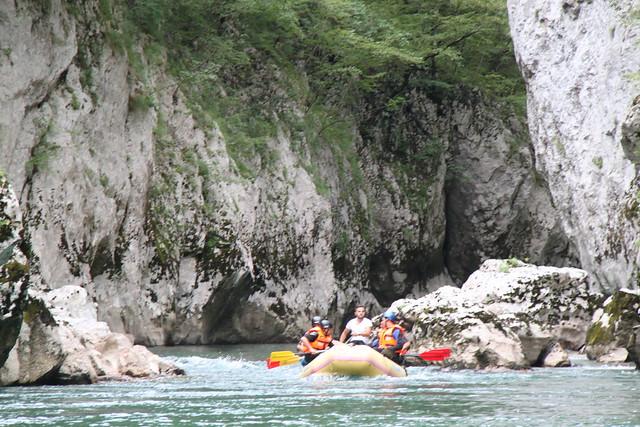 Rafting na Neretvi Raft Tour