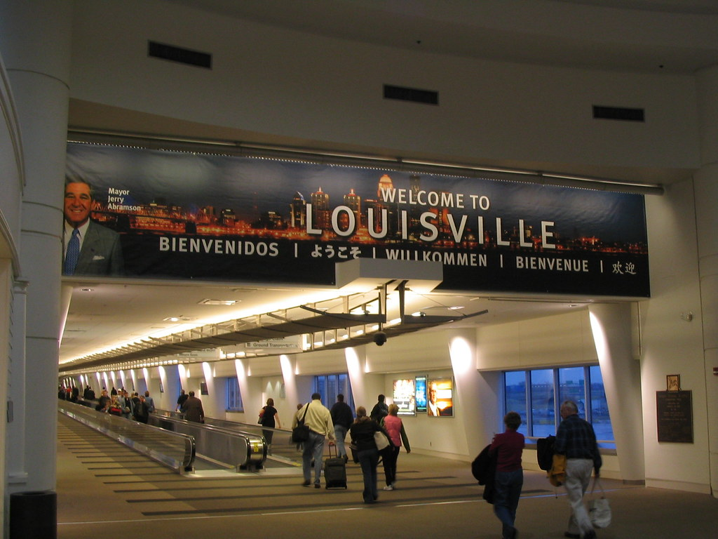 Image result for louisville international airport
