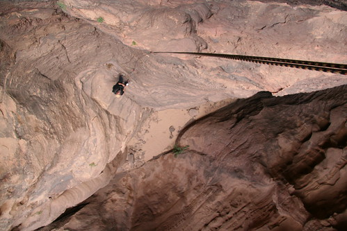 Andrew Abseil
