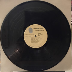 THE POINTER SISTERS:THE POINTER SISTERS(RECORD SIDE-A)