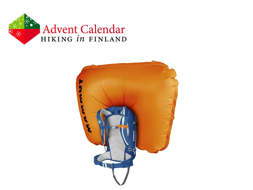 Advent Calendar Mammut Ride Removable Airbag
