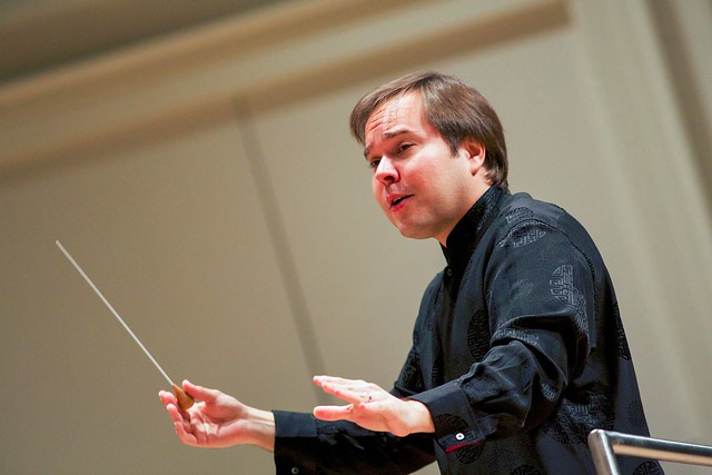 GR Symphony's Marcelo Lehninger makes debut in St. Cecilia Music Center in Grand Rapids