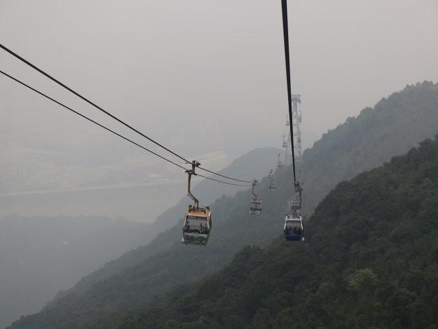 ngong ping funicular 1