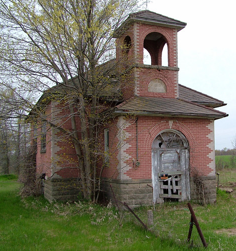 Abandoned Schoolhouse | by I am Jacques Strappe