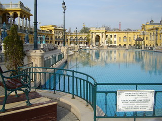 Szechenyi Bath | by Elin B