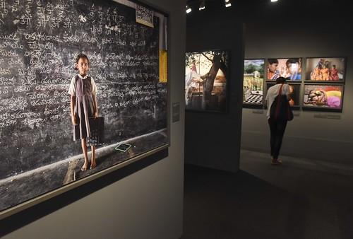 Exposición Tierra de Sueños - IV. CaixaForum Barcelona