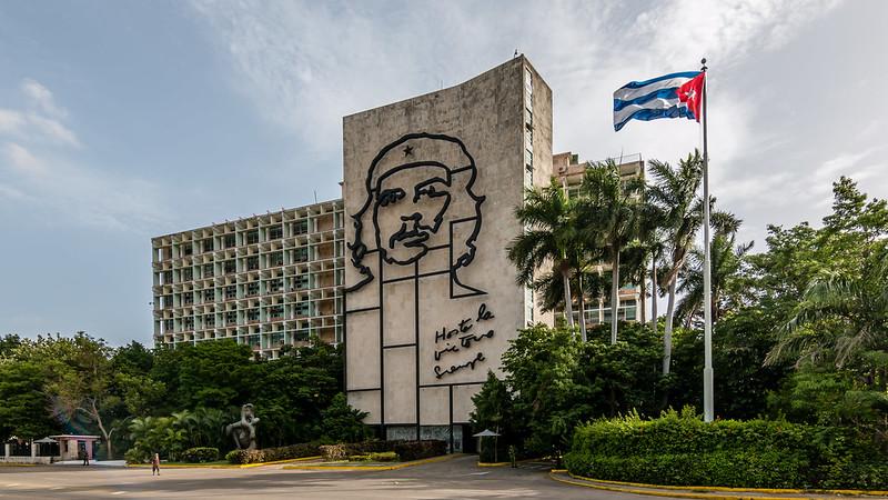Ministère de l'intérieur - La Havane - [Cuba]