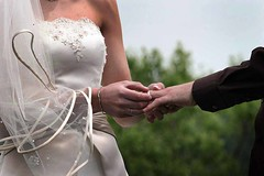 "Americana/Wedding: ""With This Ring I Thee Wed"" 