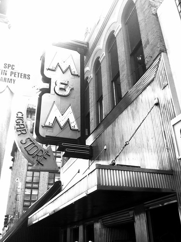 M and M Bar