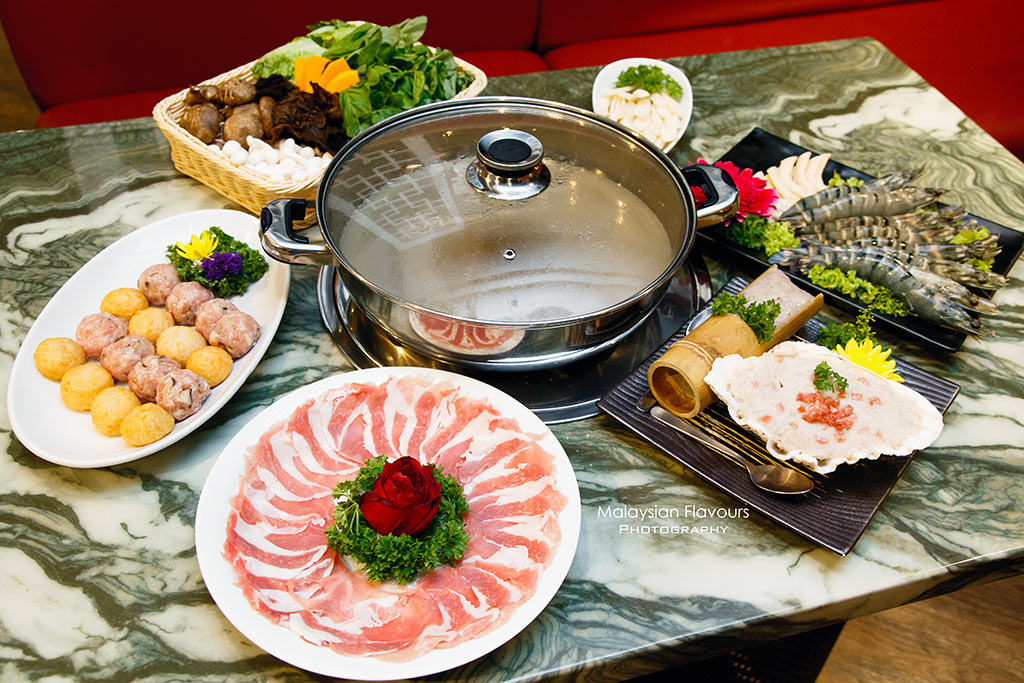 Yezi Steamboat chinese new year