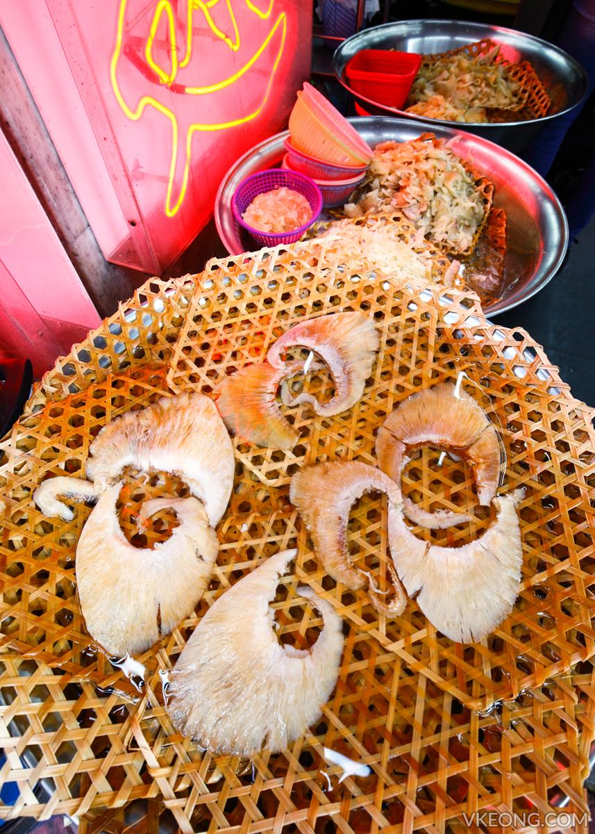 Bangkok Chinatown Yaowarat Sharks Fin