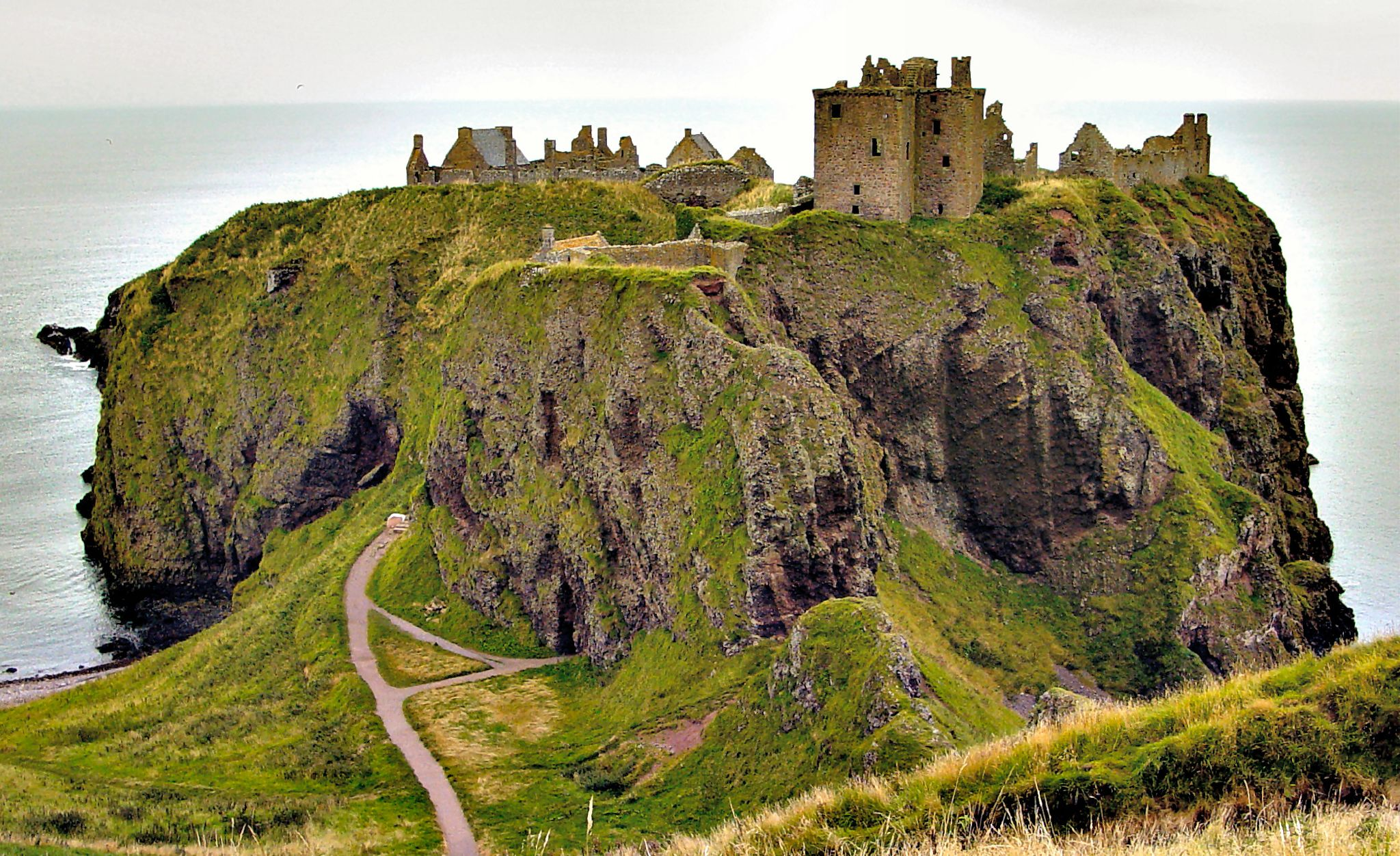 Scotland Dunnottar Castle (2)