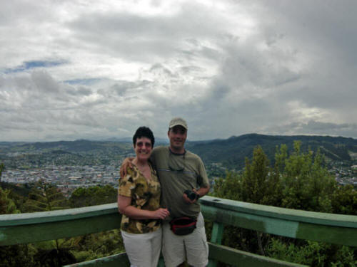 Whangarei Lookout