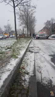 Verkehrsunfall am Neujahrsmorgen - 01.01.17