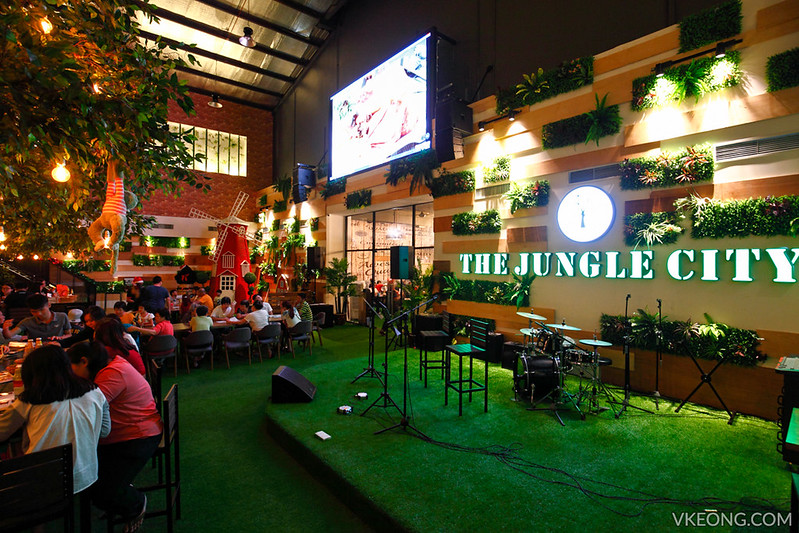 Jungle City Live Band Kepong