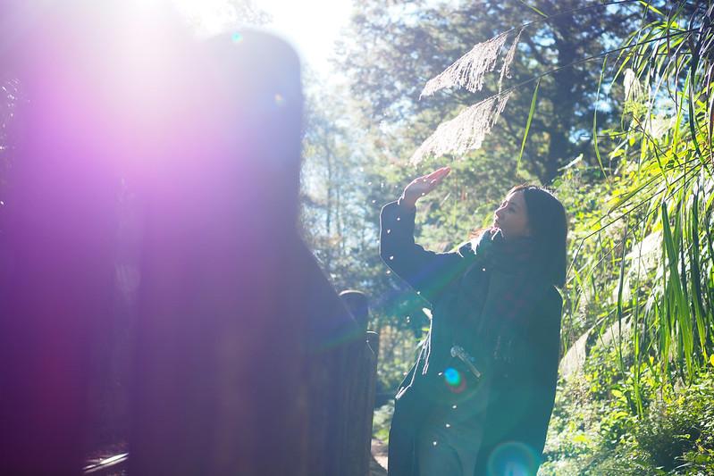Aubrey 登山女孩|Olympus 25mm f/1.2 PRO