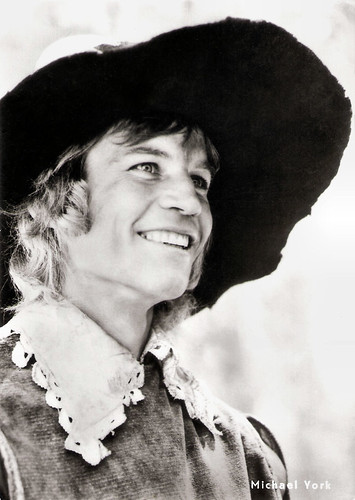 Michael York in The Three Musketeers (1973)