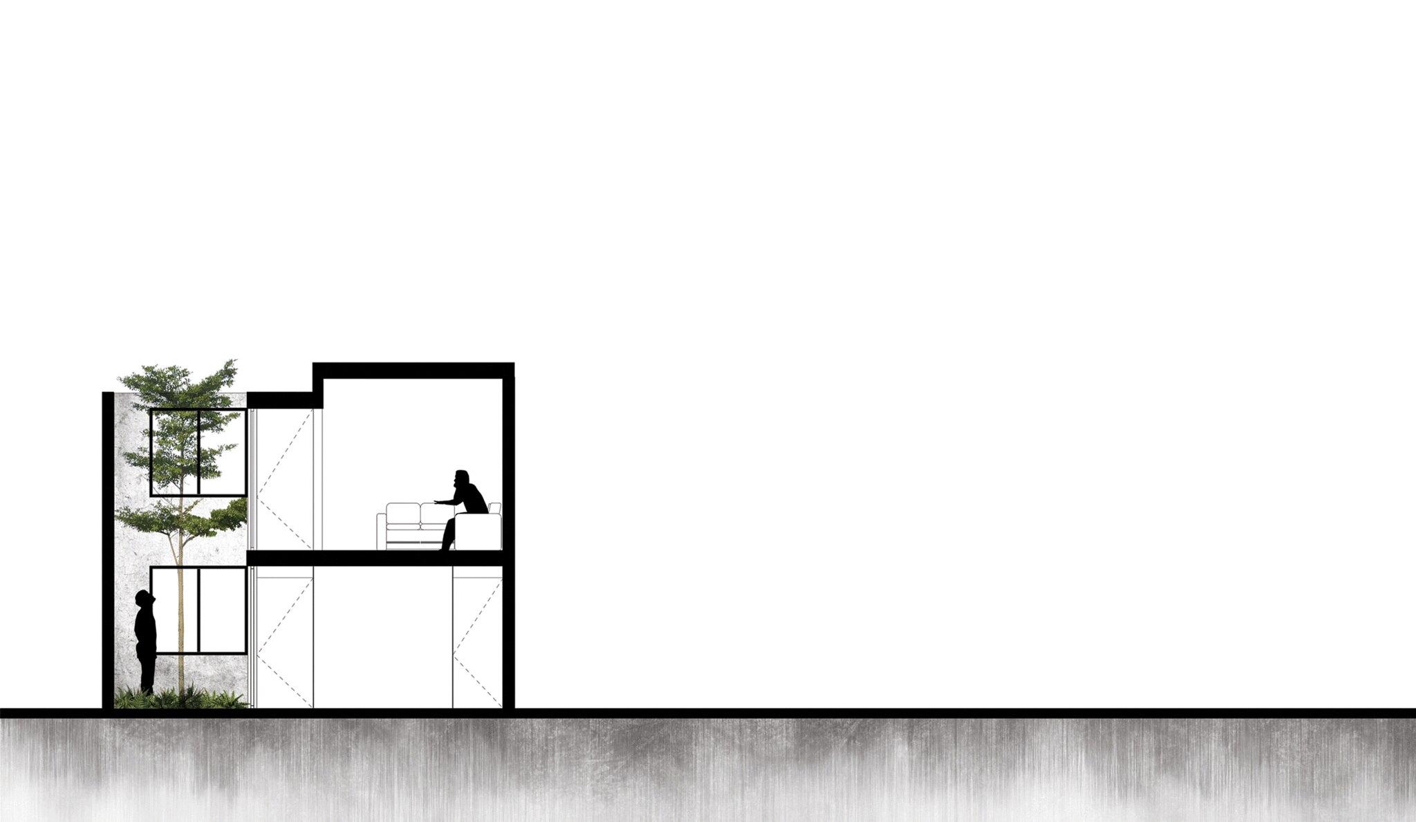 Mexican studio created by Intersticial Arquitectura Sundeno 13