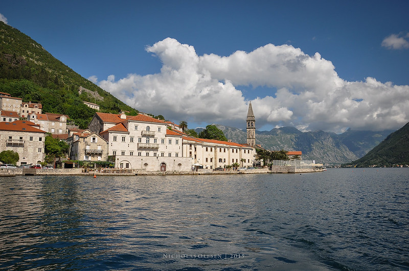 Perast and the Bay of Kotor