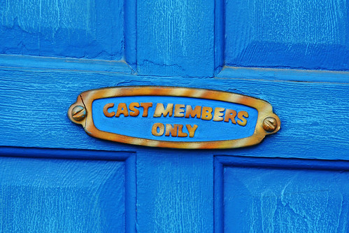CAST MEMBERS ONLY | by Leo Reynolds